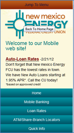 New Mexico Energy FCU
