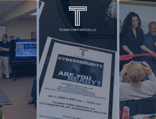 Member Monday | Tillman Cyber Services, LLC